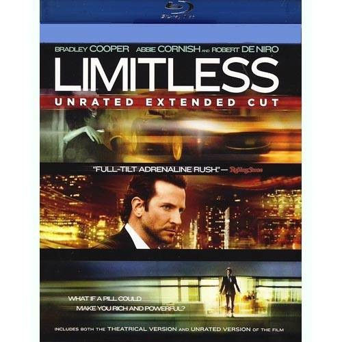 20th Century Fox Home Entertainment Limitless (Blu-ray)