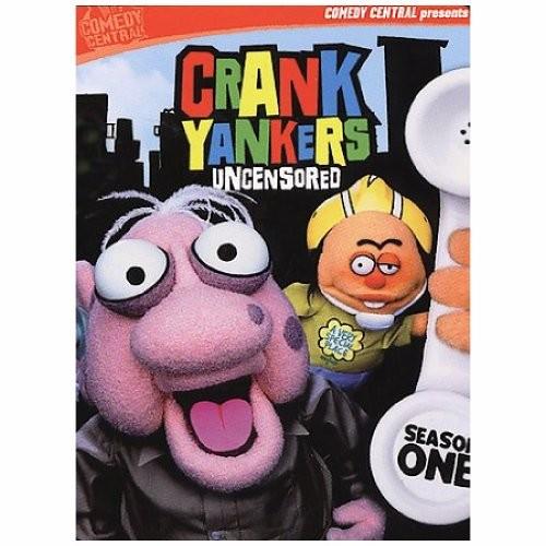 CRANK YANKERS SEASON 1 (DVD) (UNCENSORED/2DISCS)