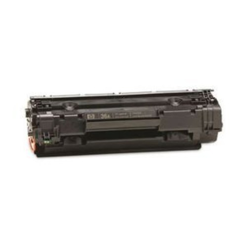 HP 36A - Black - original - LaserJet - toner cartridge
