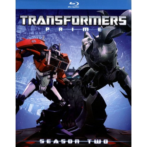Transformers Prime: Season Two [4 Discs] [Blu-ray]