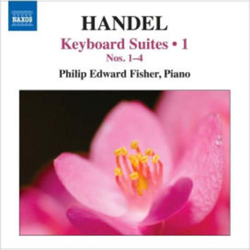 Handel: Keyboard Suites, Vol. 1 (Nos. 1-4)