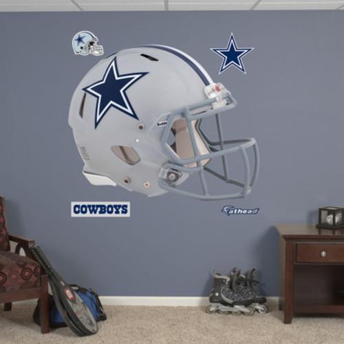 NFL Dallas Cowboys Revolution Helmet Fathead Wall Graphic