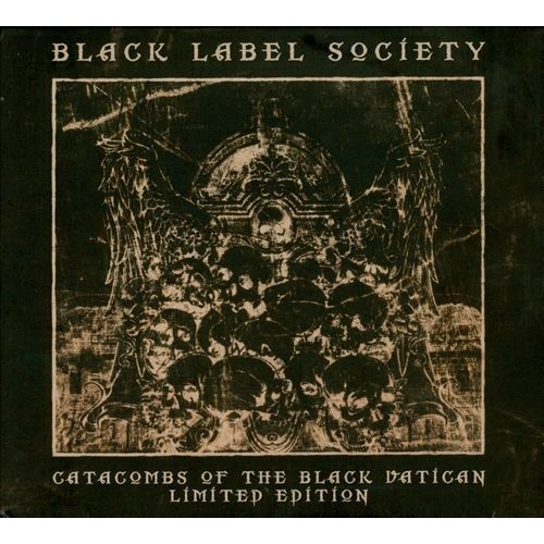 Catacombs of the Black Vatican [Limited Edition] [CD]