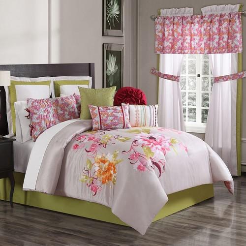 Soledad 10-pc. Comforter Set - Queen