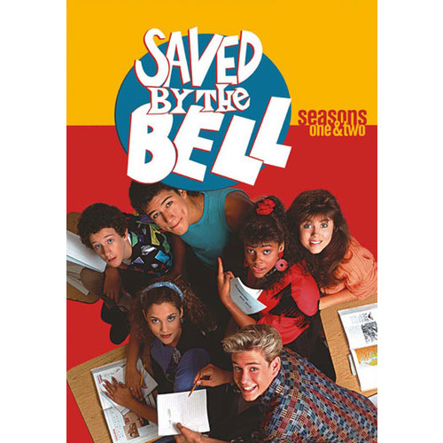 Saved By the Bell Seasons 1 and 2