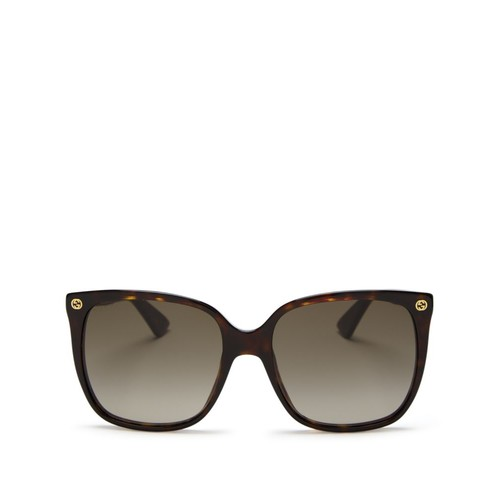 GUCCI Square Sunglasses, 57Mm