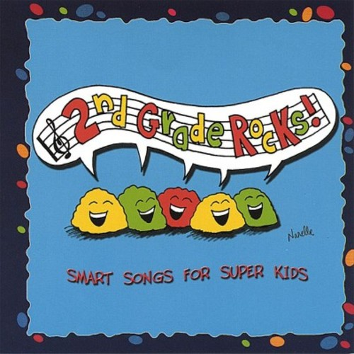 Second Grade Rocks [CD]