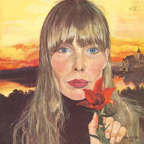 Joni mitchell - Clouds (CD)