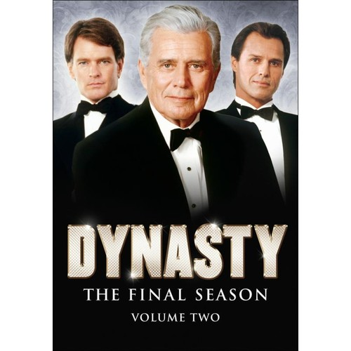 Dynasty: The Final Season, Vol. 2 [3 Discs] [DVD]