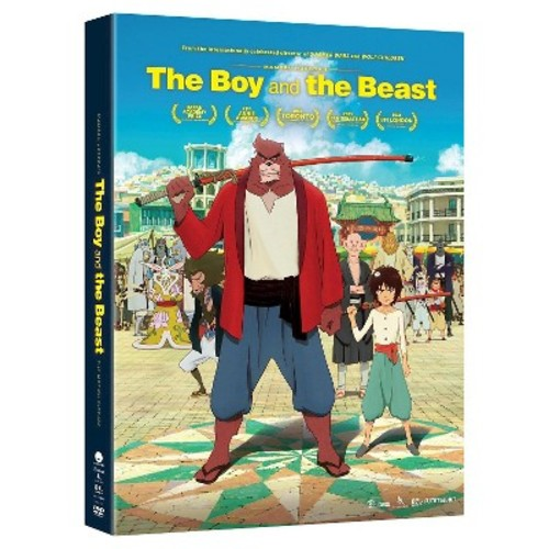 Boy And The Beast (DVD)