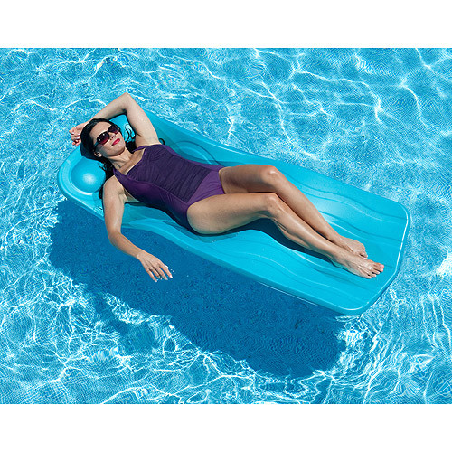 Aqua Cell Marquis 1.25-in Thick Pool Float - Blue