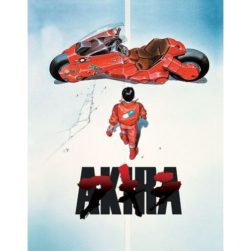 Akira [Collector's Case] [Blu-ray/DVD] [3 DIscs] [1988]