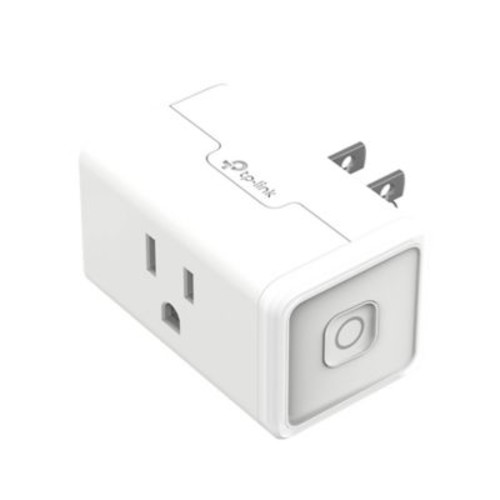 Tp-Link Wi-Fi Mini Smart Plug in White