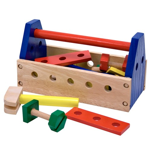 Melissa and Doug Toys: Take-Along Tool Kit