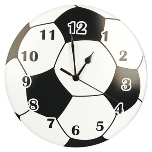 Trend Lab Soccerball Wall Clock