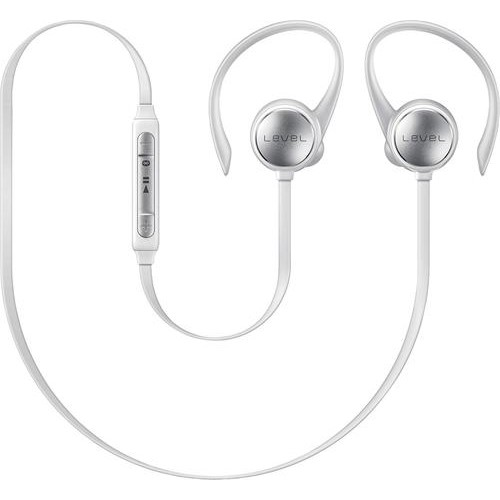Samsung - Level Active Wireless In-Ear Headphones - White