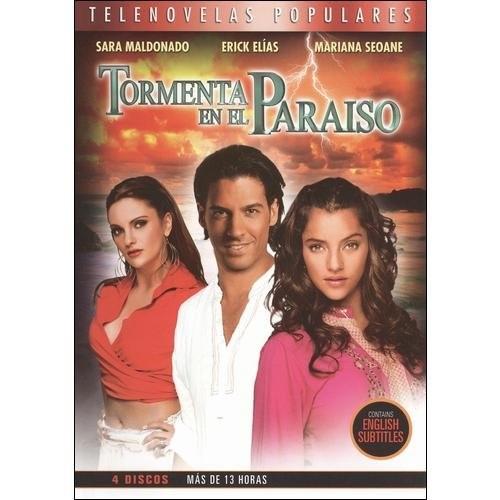 Tormenta en el Paraiso [4 Discs] [DVD]