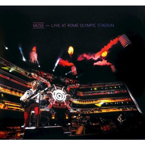Live at Rome Olympic Stadium (Includes Blu-ray)