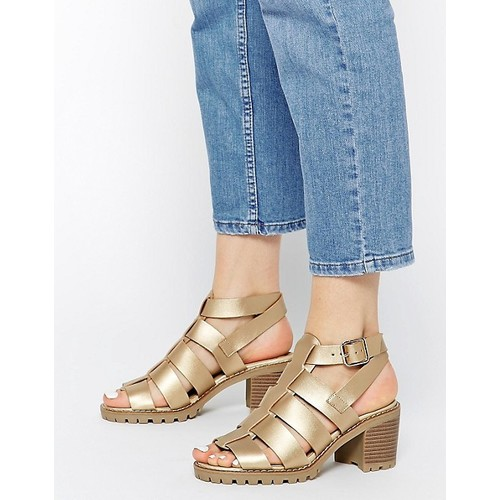 Truffle Collection Zada Gladiator Heeled Sandals