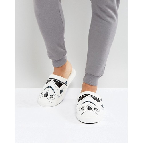 Fizz Star Wars Storm Trooper Slippers