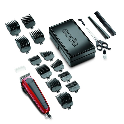 Easy 20-Piece Home Haircutting Kit