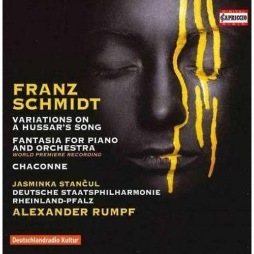 Alexander rumpf - Schmidt:Variations on a hussar's song (CD)