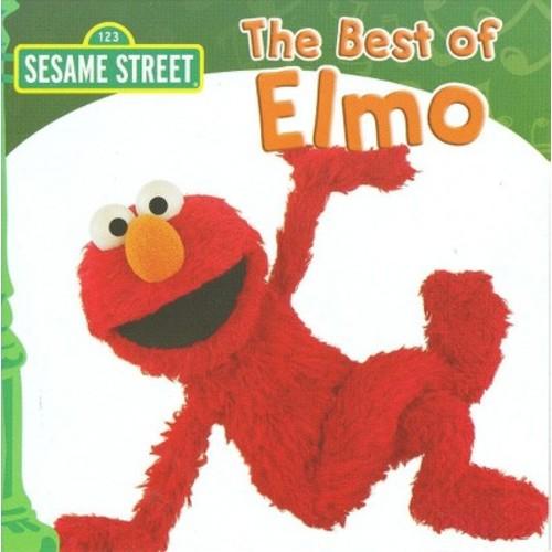Sesame street - Best of elmo (CD)