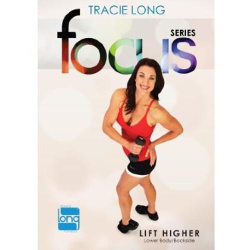 TRACIE LONG FOCUS-LIFT HIGHER (DVD) (ENG/16X9/1.78:1/2.0) (DVD)