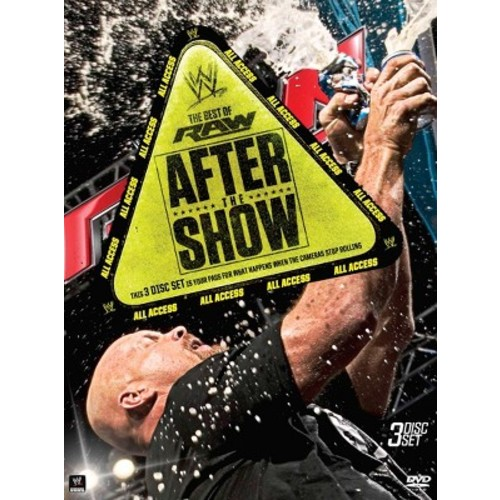 Best Of Raw After The Show (DVD)