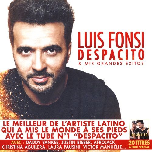 Despacito & Mis Grandes Exitos [CD]