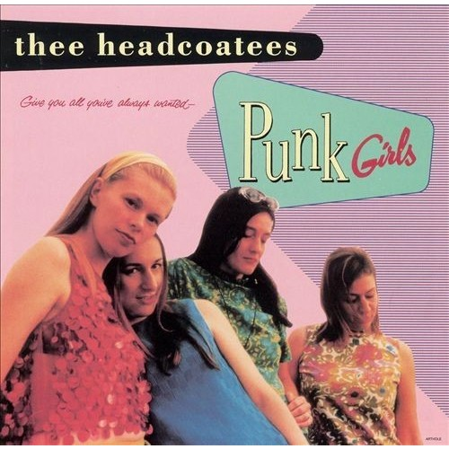 Punk Girls [CD]