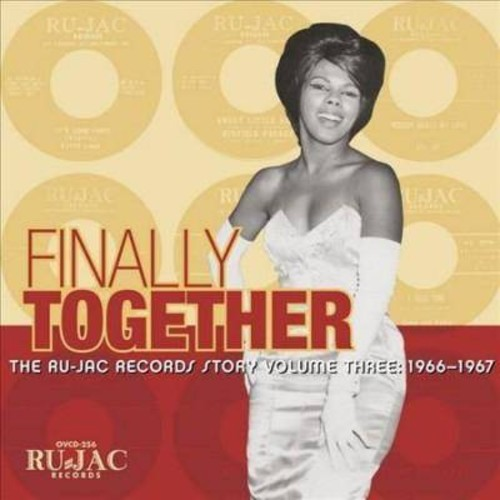 Various - Finally Together:Ru Jac Records St V3 (CD)
