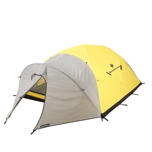Black Diamond Bombshelter Tent: 4-Person 4-Season
