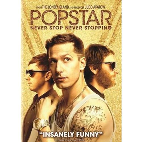 Popstar:Never Stop Never Stopping (DVD)