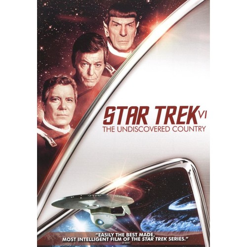Star Trek VI: The Undiscovered Country [DVD] [1991]