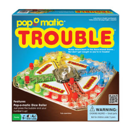 Winning Moves Games Winning Moves Classic Trouble