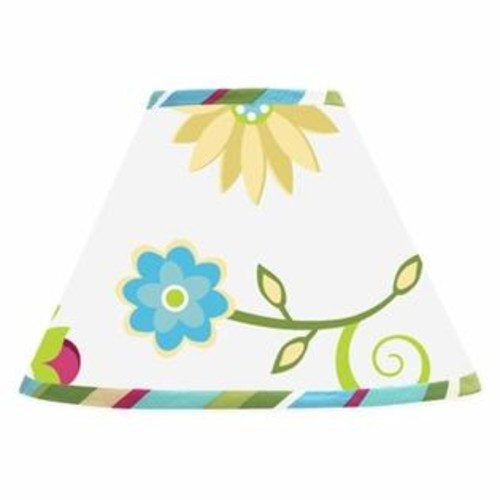 Sweet Jojo Designs Layla Collection Lamp Shade - Lamp-Layla