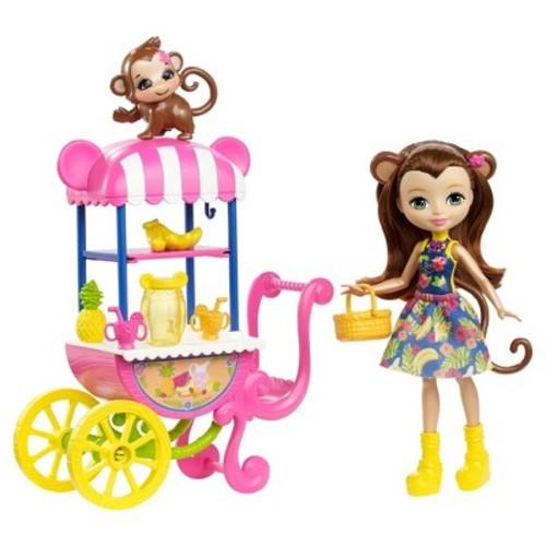 Enchantimals Fruit Cart Doll Set