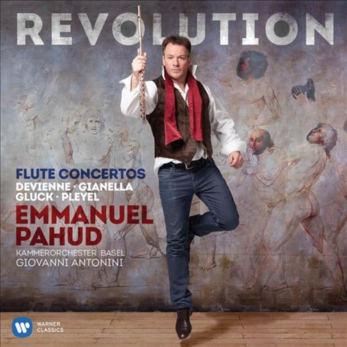 Revolution: Flute Concertos [CD]