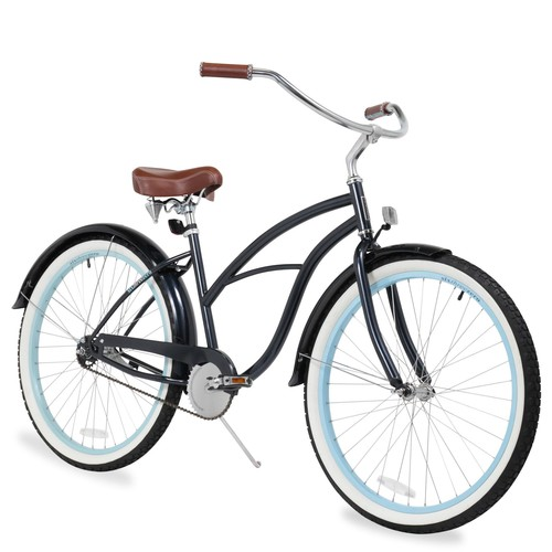 sixthreezero Women's Classic Single Speed Cruiser Bike