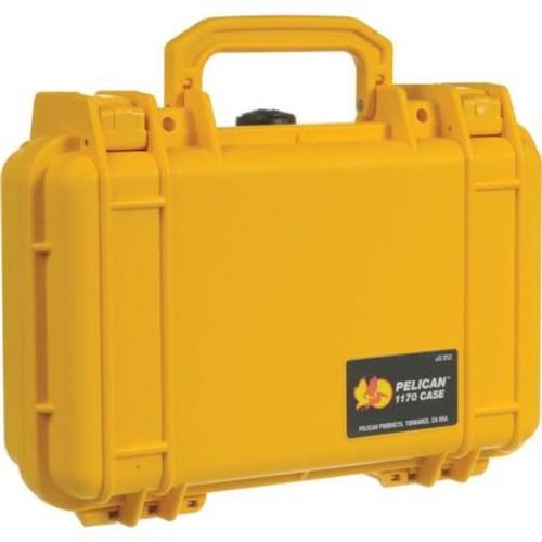 1170 Watertight Hard Case with Pick-N-Pluck Foam - Yellow 1170-000-240