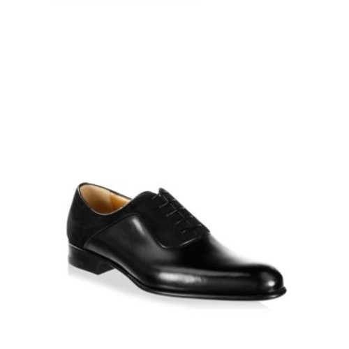 Almond Toe Oxford