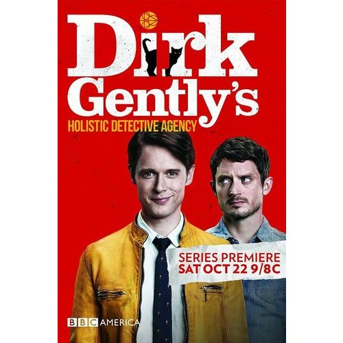Dirk Gently's Holistic Detective Agency: Season One [DVD]