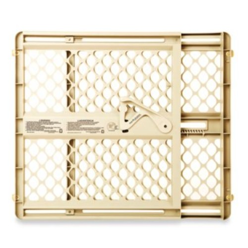 North States Supergate Ergo Gate in Ivory