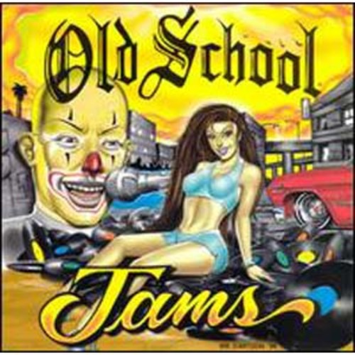 School Jams Various Artists Audio Compact Disc