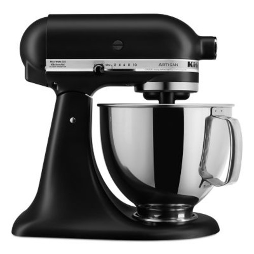 KitchenAid Artisan Series 5 Quart Tilt-Head Stand Mixer KSM150PS KSM150PS