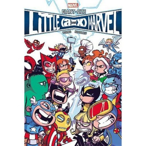 Giant-Size Little Marvel: AVX (Paperback)