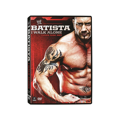 World Wrestling Entertainment WWE: Batista Unleashed
