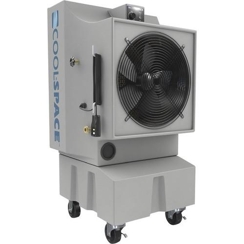 Cool-Space Glacier-18 Evaporative Cooler  18in., 2825 CFM, Variable Speed, Model# CS5-18-VD