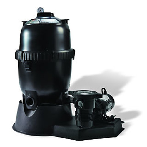 PENTAIR Sta-Rite 150 sq. ft. Mod Media Filter System with 1.5 HP Pump for Above Ground Pools